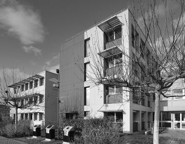 Rénovation thermique de la Mairie d'Illzach