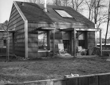 Maisons en ossature bois pour nomades sédentarisés à Kingersheim