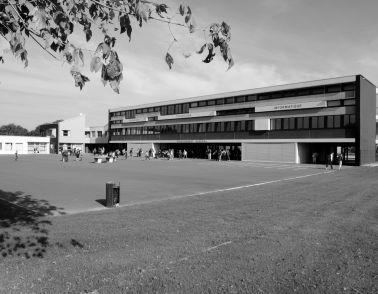 Collège André Masson à Saint-Loup-sur-Semouse
