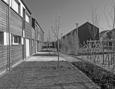 27 logements en ossature bois à Sainte-Croix-en-Plaine