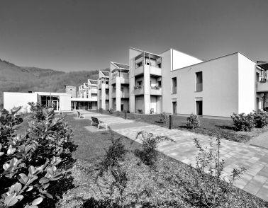 35 logements en ossature bois à Vieux-Thann