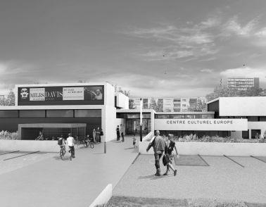 Concours - Centre Europe à Colmar