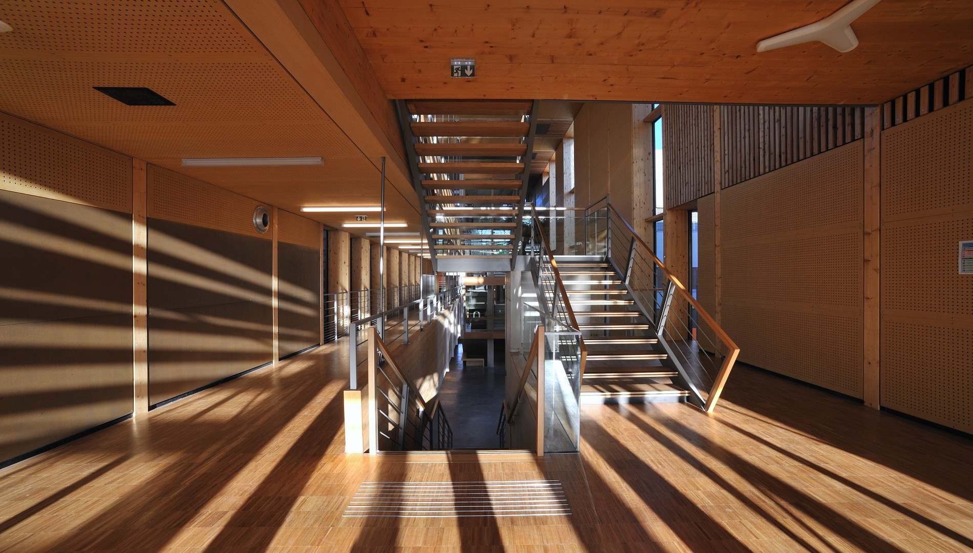 Coll 232 Ge Bel Air 224 Mulhouse Knl Architecte