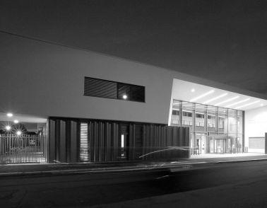 Centre social et espace jeunesse à Wittenheim