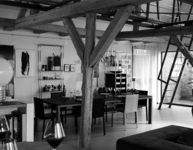 Transformation d'une dépendance en logement à Colmar