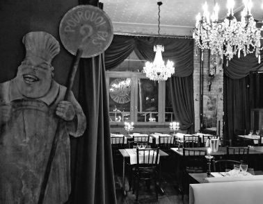 Restaurant du théâtre à Colmar